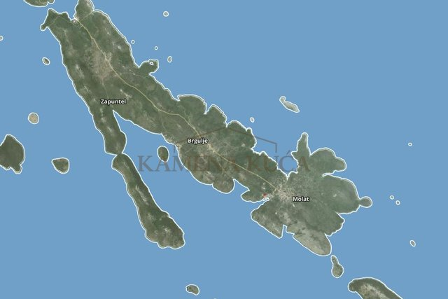 Terreno, 1167 m2, Vendita, Zadar-okolica - Molat