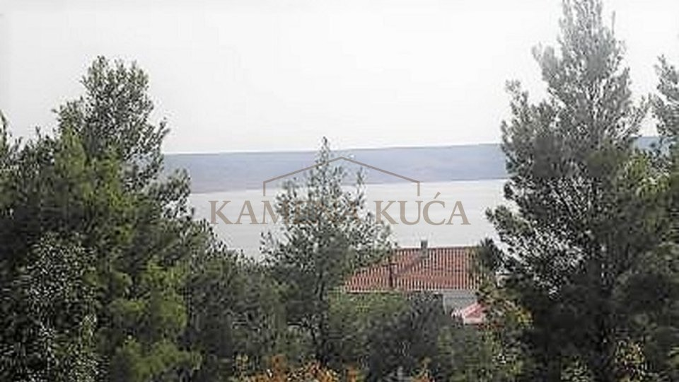 STARIGAD PAKLENICA - BUILDING LAND WITH SEA VIEW!