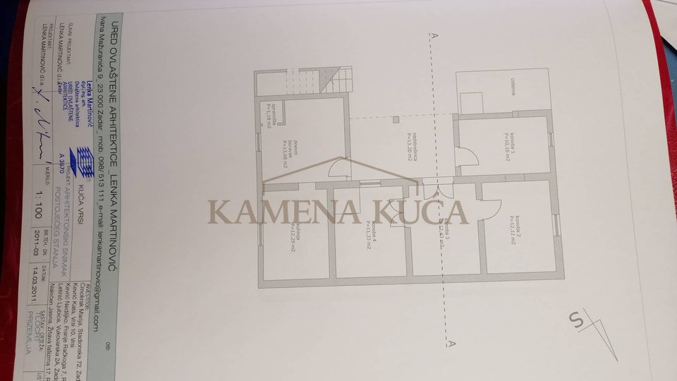 Casa, 187 m2, Vendita, Vrsi