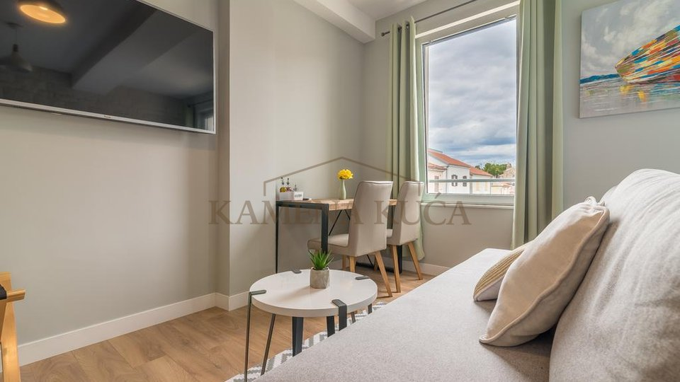 Luxury apartments in the center of Zadar