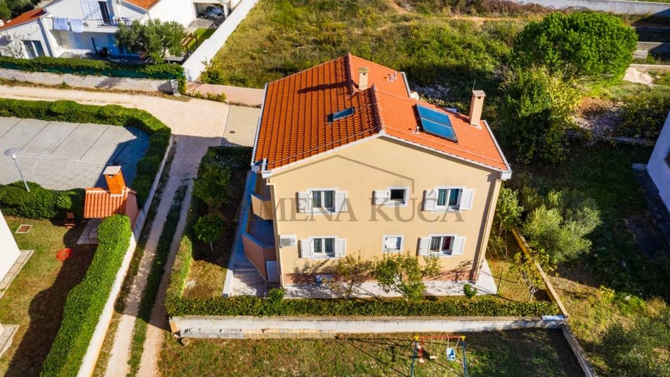 FOR SALE Beautiful family house with sea view in the favorite part of Zadar