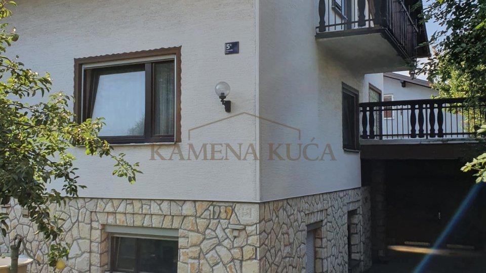 House, 170 m2, For Sale, Črnomerec - Gornje Vrapče